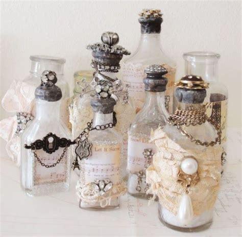 garrafa decorada lilás 25 melhores ideias de garrafas vintage no pinterest