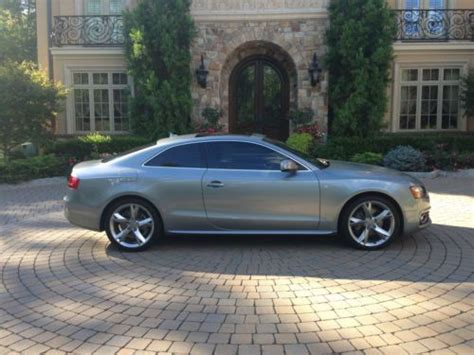 Buy Audi A5 Coupe by Buy Used 2011 Audi A5 Quattro Base Coupe 2 Door 2 0l In