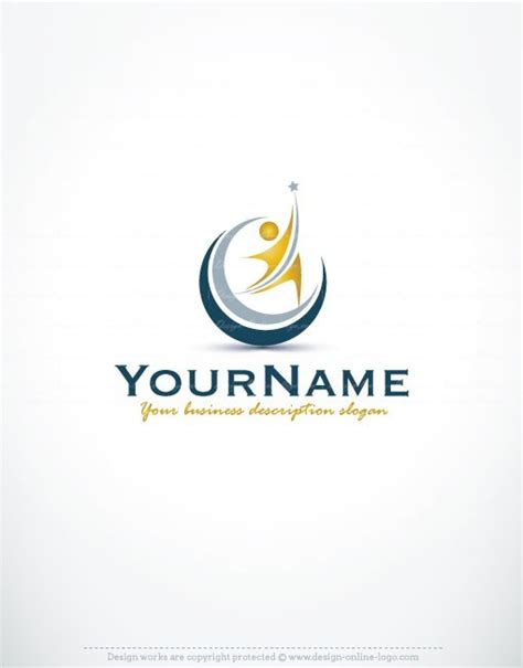 free company logo sles exclusive design human logo