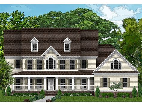 2 story country house plans country house plans two story luxury country home plan