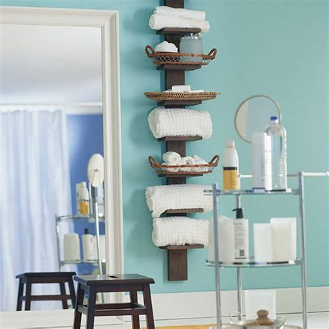 bathroom towel display ideas towels storage 24 ideas to spruce up your bathroom