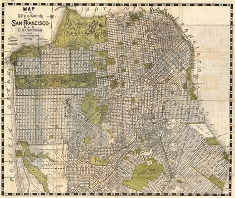 driver san francisco map locations file 1932 candrain map of san francisco california