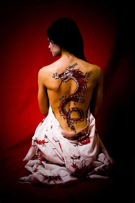 tattoo dragon lady tattoo designs july 2012