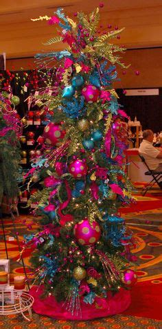 colorful decorated trees 1000 images about trees on