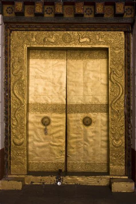 Golden Door by Golden Doors Background Golden