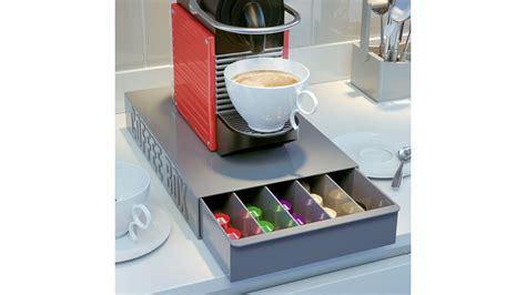 Tiroir Capsule Dolce Gusto achetez votre tiroir 224 capsules nespresso et dolce gusto