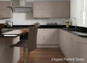 Taupe Painted Kitchen Cabinets Painted Kitchen Taupe