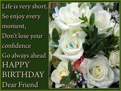 Happy Birthday Wishes For Friend Birthday Wishes For Friend Birthday Images Pictures