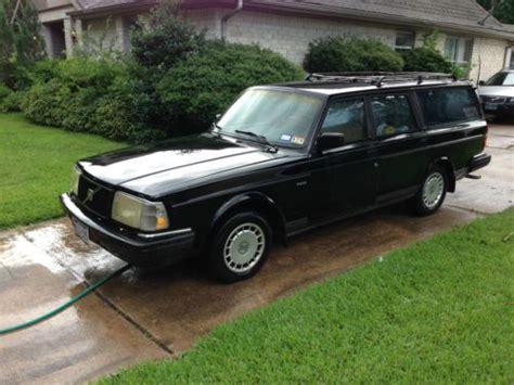 buy   volvo  base wagon  door   houston texas united states