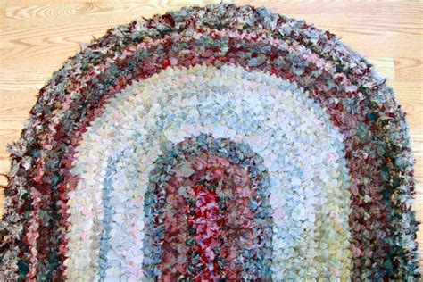 crocheted rag rug diy and crafts