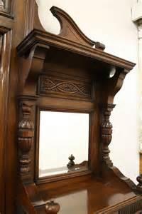 antique buffet mirror oak mirror back sideboard antiques atlas