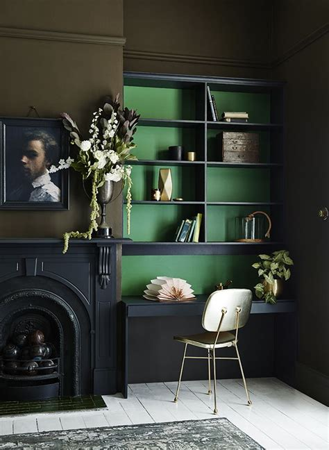 Green And Black Interior Design by 11 Best Images About Green Interiors On