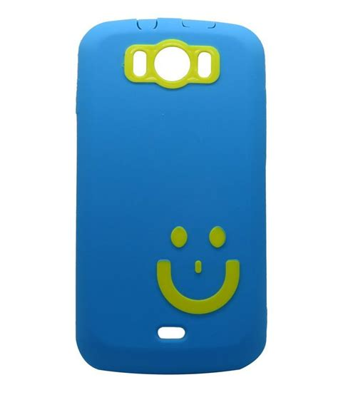 themes for micromax a105 snooky blue back cover cases for micromax canvas 2 a110
