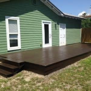Backyard Decks Cost by Decks Vs Patios What S The Choice For Your Home