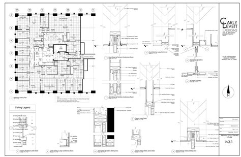 Interior Design Firms Chicago by Construction Documents Partial Set Carly Levett Archinect