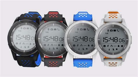 Smartwatch I One no 1 f3 smartwatch features ip68 rating one year battery androidheadlines