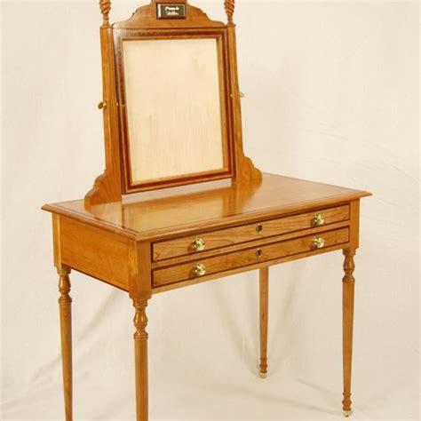 custom made vanity table custom dressing table vanity by skillins furniture co