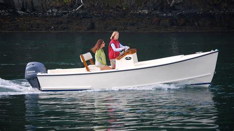 best seaworthy boats seaway 18 sportsman a seaworthy skiff new england