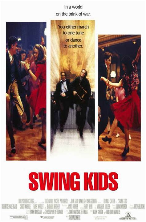 the swing movie swing kids movie posters from movie poster shop