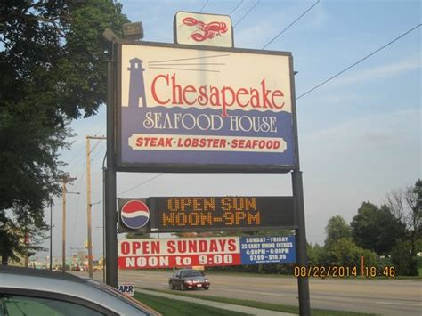 chesapeake seafood house springfield il chesapeake seafood house springfield il picture of