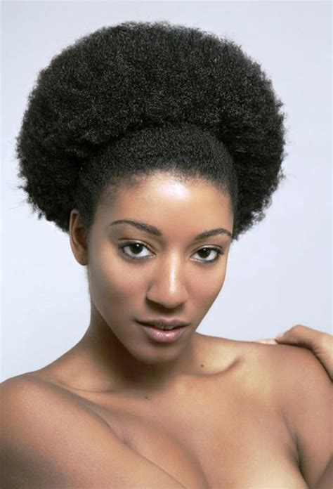 affo american natural hair over 60 9 beautiful afro hairstyles for natural hair black white