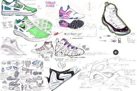 sneaker designs how much a nike sneaker designer gets paid