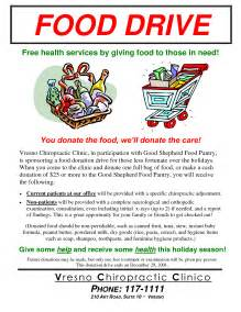 food donation letter template 10 best images of can food drive letter template