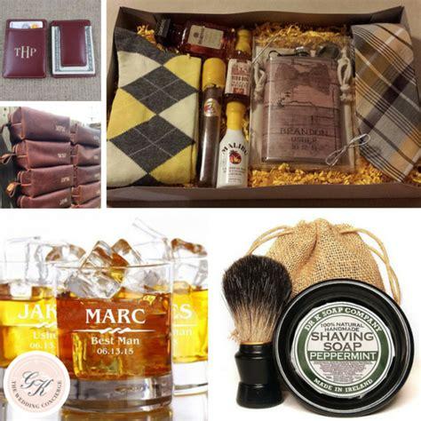 2015 groomsmen gift guide