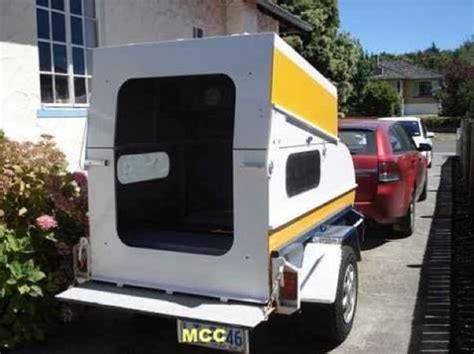 diy micro camper  doubles   micro houseboat