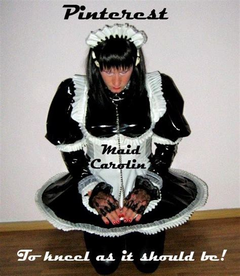 a sissy gets chastised and enslaved for life my party outfit ready for service sissy maid training