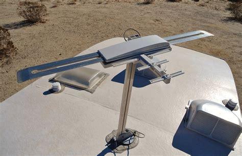 rv tv antenna maintenance winegard sensar batwing