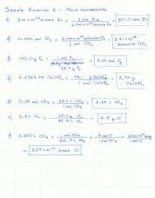 gram to mole conversion worksheet worksheet amp workbook site