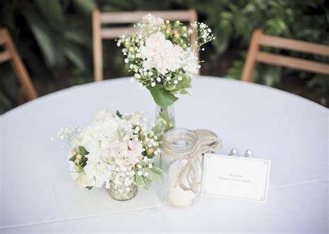 Hochzeit Blumendeko Tisch by Traumsch 246 Ne Blumendeko F 252 R Deine Hochzeit Album Gofeminin