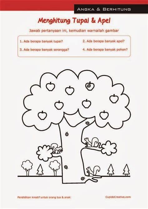 Spelling Belajar Huruf Dan Mengeja belajar sambil mewarnai untuk tk balita menghitung jumlah benda angka 1 10 belajar anak