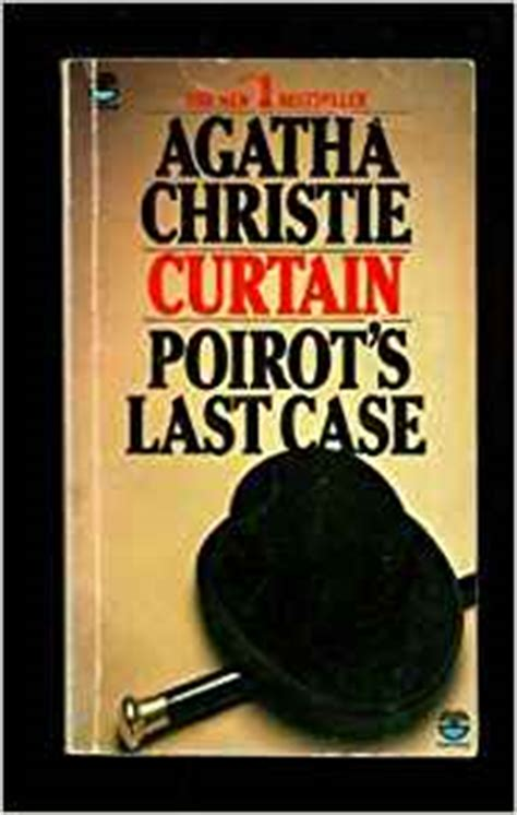 curtain agatha christie curtain poirot s last case agatha christie