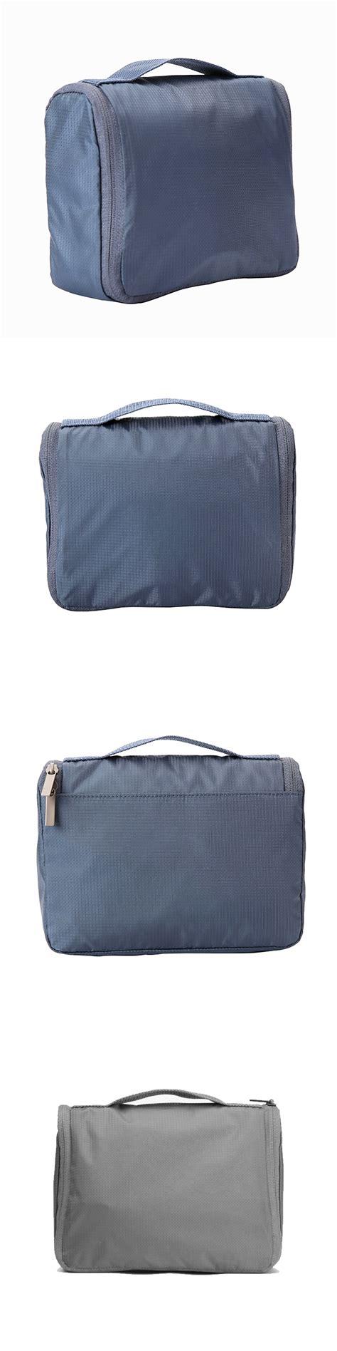 Original Xiaomi Travel Toiletry Bag Multifungsi Portable Hanging T19 Xiaomi Travel Toiletry Bag Multifunction Portable Travel