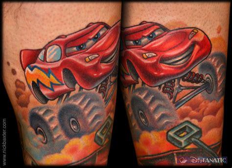 mcqueen tattoo mickey ink 176 o 176 disney pixar cars tattoos
