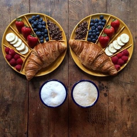 symmetrical food photography michael zee