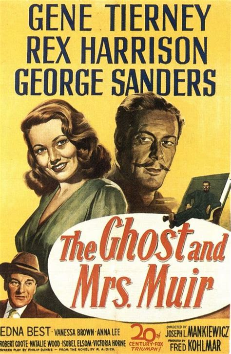 Film The Ghost And Mrs Muir 1947 | classic movie ramblings the ghost and mrs muir 1947