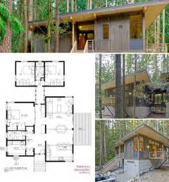 Modern Cottage House Plans by Contemporary Cottage On Pinterest 3d House Plans Condo