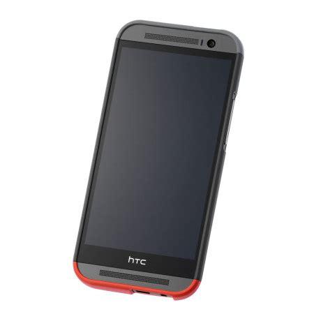 Htc One M8 Dip Hardcase Diskon originele htc one m8 dip shell grijs en rood