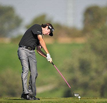 bubba watson swing everybody can see that my swing is homegrown that by