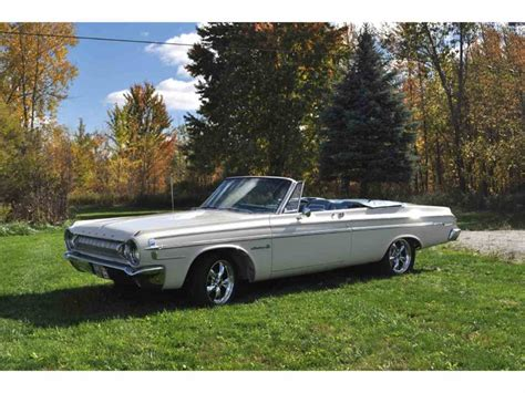 1964 dodge for sale 1964 dodge polara for sale classiccars cc 919667