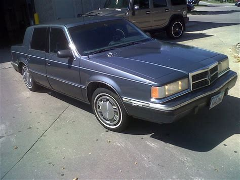 cadillacpimping  dodge dynastysedan  specs  modification info  cardomain