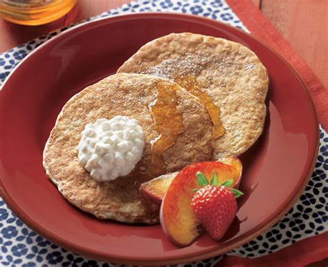 cottage cheese oatmeal pancakes daisy brand