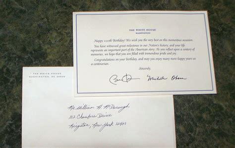 White House Birthday Card Birthday Card From President Gangcraft Net