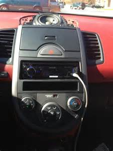 replace door speakers and unit 2010 kia soul with
