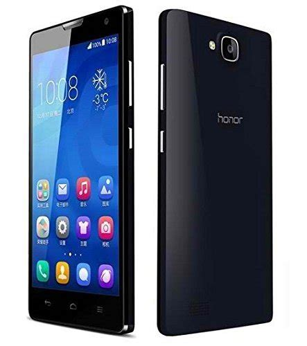 Hp Huawei Honor C3 honor 3c 233 cran hd de 5 pouces sim et 2 go pour