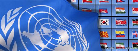 United Nations Nation 12 by Photography Of Flags Stock Photography