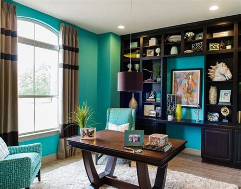 beautiful turquoise home design contemporary interior